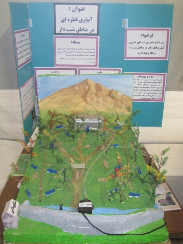 نمونه چشم انداز مدرسه پروژه علمی چشم انداز تحول علمی ابتدایی ها ( جشنواره جابر ...